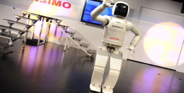 Сайт про роботов